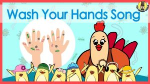 Hand Washing Coloring Pages for Preschoolers - Wash Your Hands song Music for Kids 14j