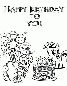 Happy Birthday Mommy Coloring Pages - Happy Birthday Coloring Pages Free Beautiful Happy Birthday Drawing Cards at Getdrawings 19p