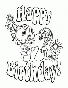 Happy Birthday Mommy Coloring Pages - Birthday Coloring Book Inspirationa Cute Happy at Pages to Print 9h