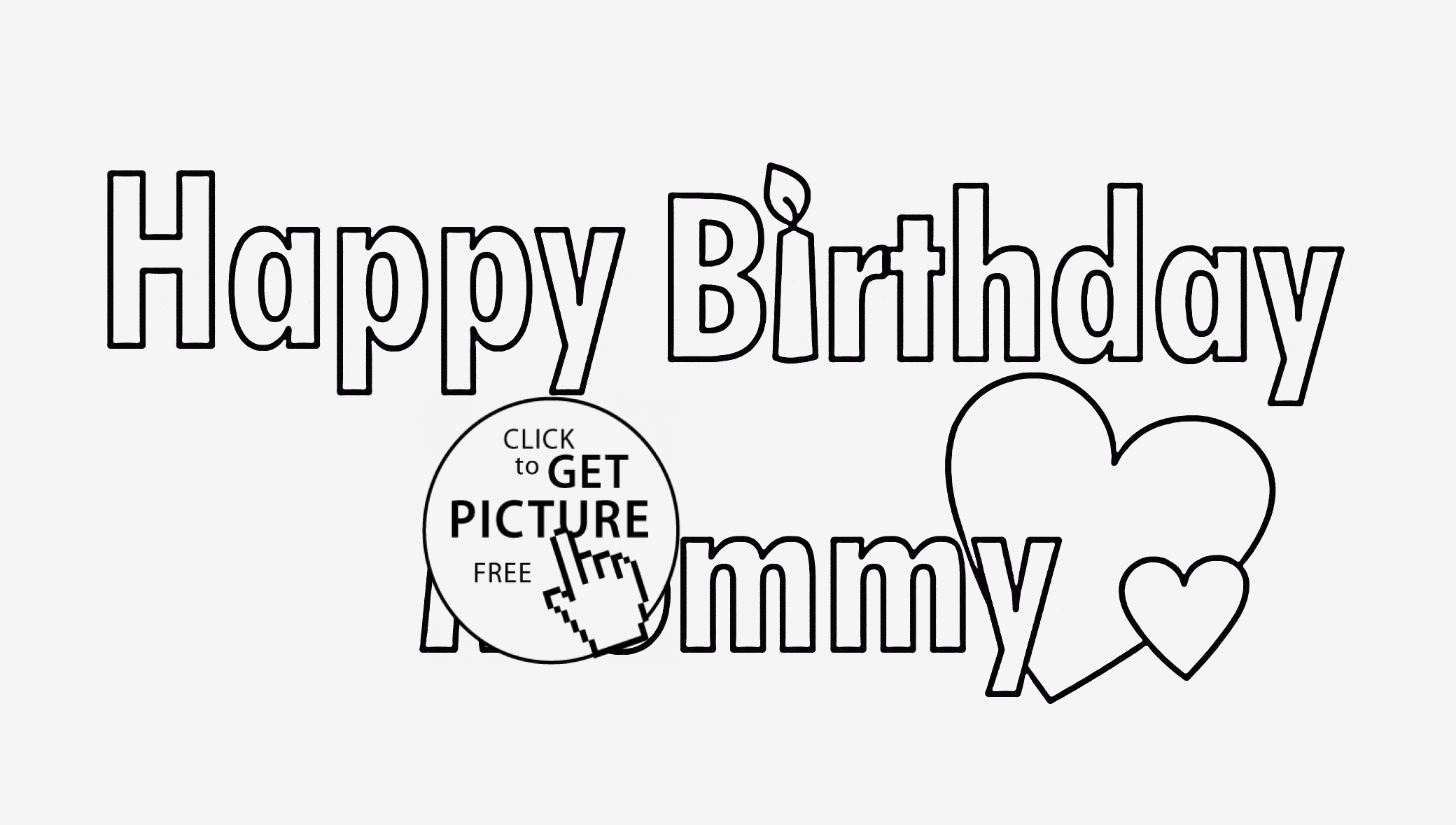happy birthday mommy coloring pages Collection-Happy Holidays Coloring Pages Coloring & Activity Happy Birthday Mommy Coloring Page for Kids Holiday Coloring 10-i