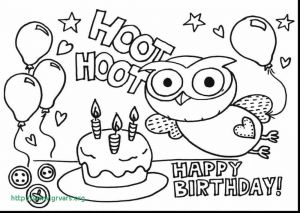 Happy Birthday Mommy Coloring Pages - Happy Birthday Card Printable Coloring Pages élégant 43 Luxury Gallery Happy Birthday Coloring Pages 19d
