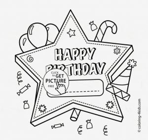 Happy Birthday Mommy Coloring Pages - Happy Holidays Coloring Pages Printable Coloring Pages Happy Birthday Coloring Pages for Kids New My Little 15g
