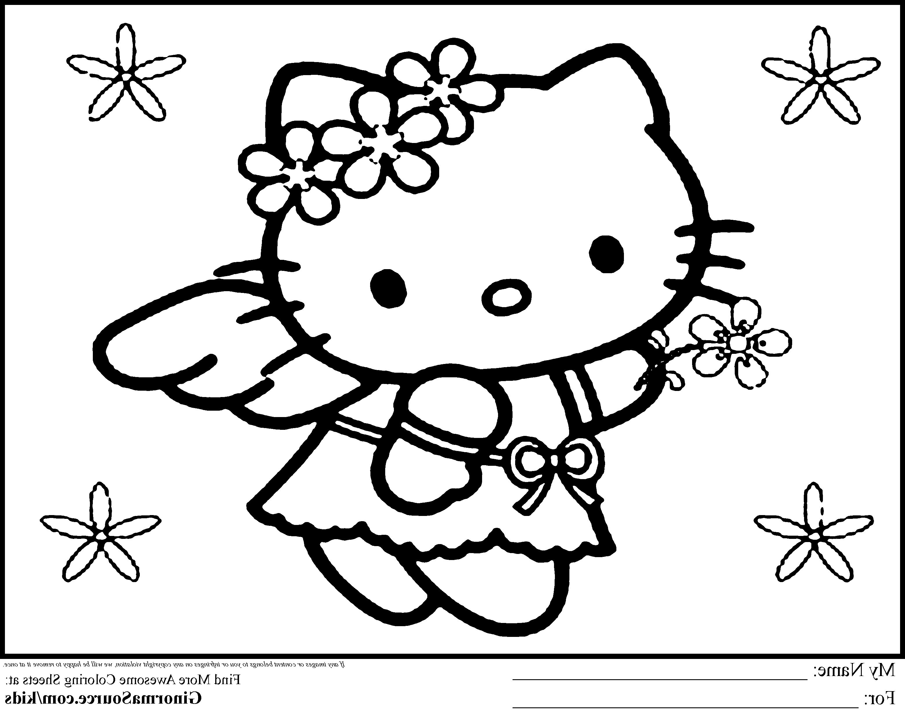 30 Hello Kids Coloring Pages Gallery - Coloring Sheets