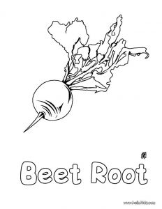 Hello Kids Coloring Pages - Chilli Beet Root Coloring Page Coloring Page Nature Coloring Pages Vegetable Coloring Pages 13h