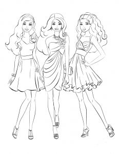 Hello Kids Coloring Pages - Hello Kids Coloring Pages Barbie Girl Coloring Pages Games New Barbie Coloring Pages Hellokids 16l