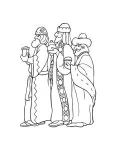 Hello Kids Coloring Pages - Confidential 3 Wise Men Coloring Page Three Kings Day Celebration Pages Hellokids 5p