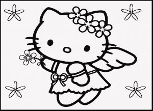Hello Kitty Free Printable Coloring Pages - Luxury Hello Kitty Christmas Coloring Pages Free Print Design 3h