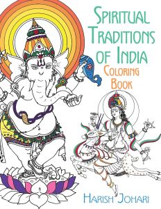 Hindu Gods Coloring Pages - Spiritual Traditions Of India Coloring Book Hr 17r