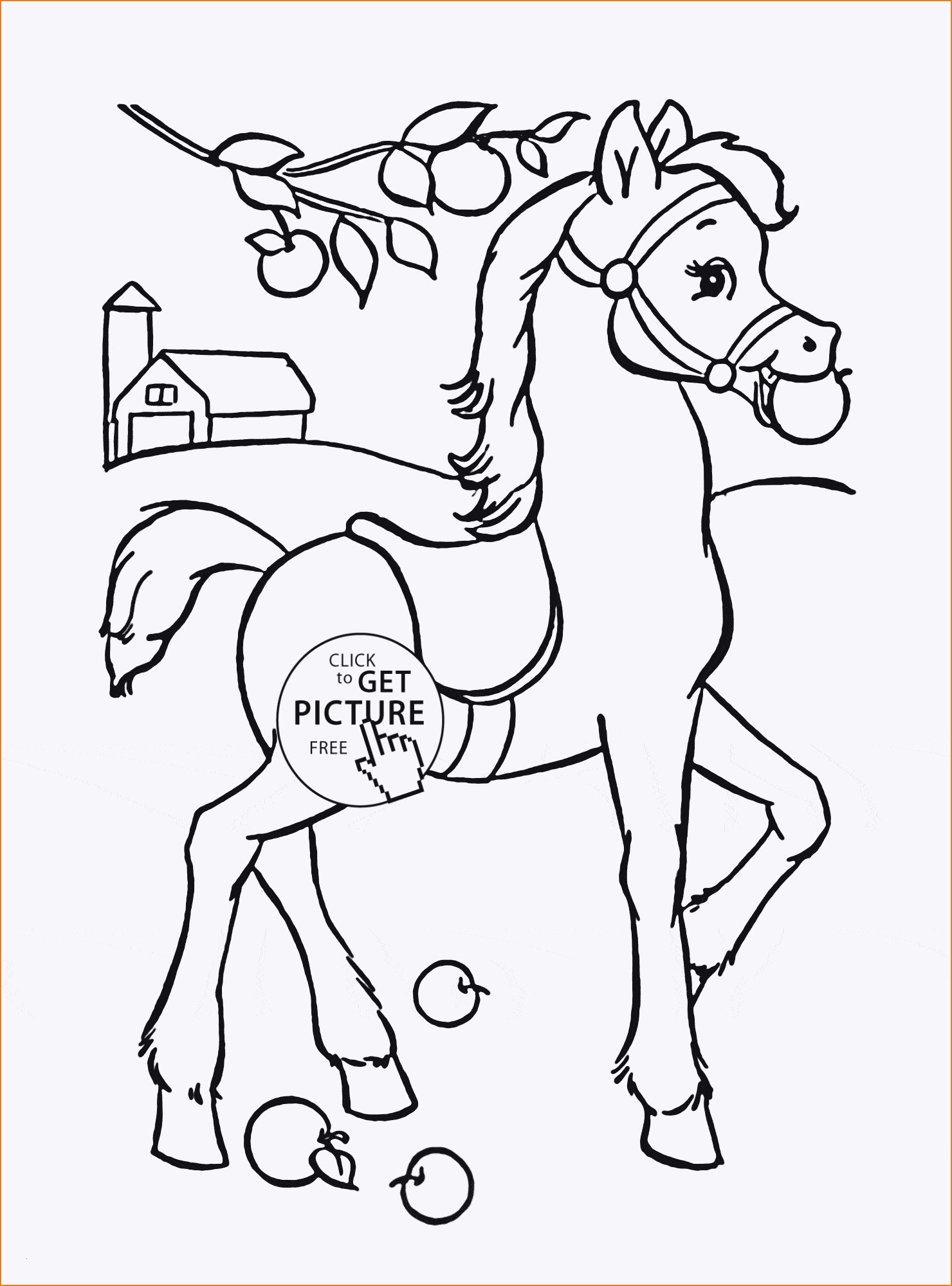 horse coloring pages printable Download-Ausmalbilder Mit Pferden Neu Printable Horse Coloring Pages Stylish 44 Ausmalbilder Pferde Auf 7-p