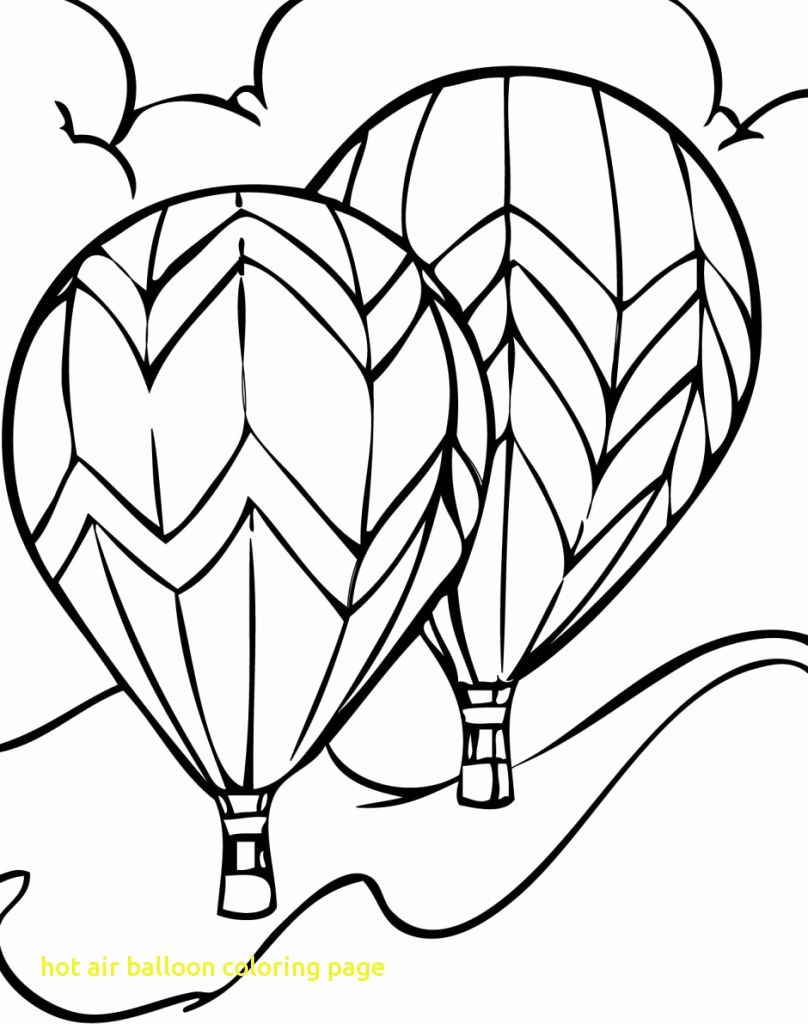 hot air balloon coloring pages Collection-Hot Air Balloon Printable Coloring Page 12-c
