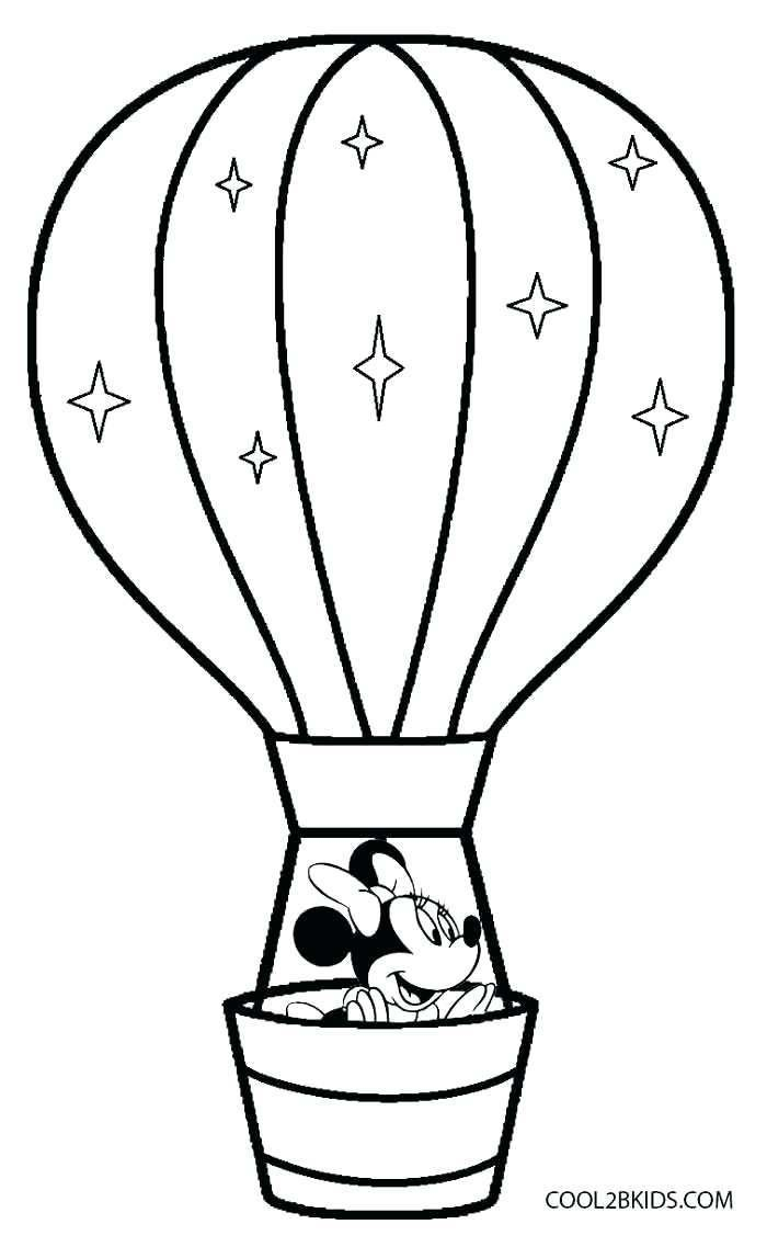 hot air balloon coloring pages Collection-Awesome Hot Air Balloon Colouring Page Hello Kitty With Balloons Coloring Pages Printable 2-l