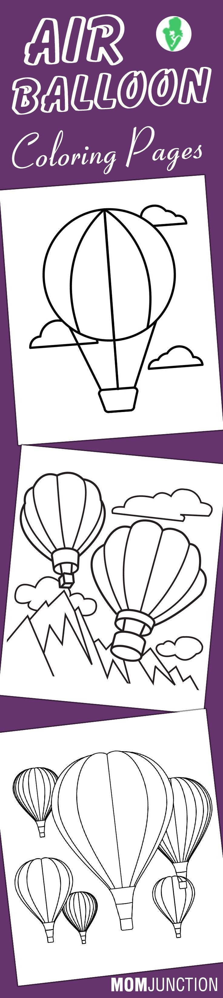 hot air balloon coloring pages Download-Balloon Coloring Pages Unique Printable Hot Air Balloon Coloring 15-b