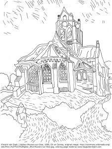 Humming Belles Coloring Pages - Famous Paintings Coloring Pages Please Make Sure to Know that All Of these Coloring 19i