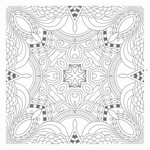 Intricate Mandala Coloring Pages - Intricate Mandala Coloring Pages Marvellous Pretty Mandala Coloring Pages Letramac 6h