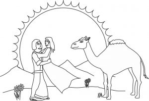 Isaac and Rebekah Coloring Pages - Heathermarxgallery isaac and Rebekah Coloring Pages isaac and Rebekah Coloring Pages New attachmentp 2422—1346 14s