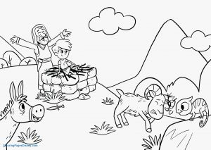 Isaac and Rebekah Coloring Pages - isaac and Rebekah Coloring Pages Fancy isaac and Rebekah Coloring Pages Position Printable 19t