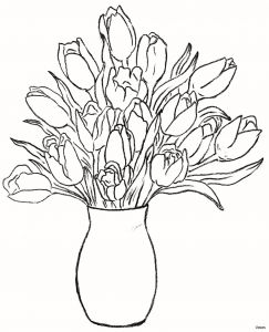 Jamaica Coloring Pages - Truck Coloring Page Perfect Vases Flowers In Vase Coloring Pages A Flower top I 0d Garbage 18a