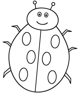 Jamaica Coloring Pages - Ladybug Coloring Pages 8l Printable Boys Girls Coloring Page 10m