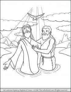Jesus Baptism Coloring Pages - Coloring Pages Jesus and John the Baptist Color Best Jesus Baptism Coloring Sheet Collection 4d