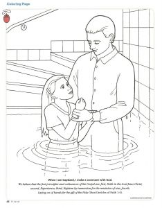 Jesus Baptism Coloring Pages - Helping Others Coloring Pages 4c