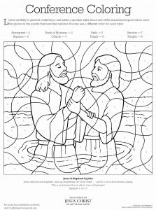Jesus Baptism Coloring Pages - Baptism Jesus Christ Coloring Pages 17k