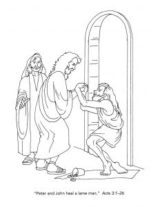 Jesus Healed the Paralyzed Man Coloring Pages - Jesus Heals A Paralytic Coloring Page Jesus Healing the Blind Man Coloring Page Lovely Awesome 13 Unique 9j