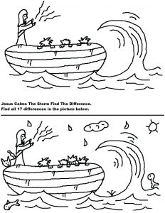 Jesus Storybook Bible Coloring Pages - Jesus Storybook Bible Coloring Pages Jesus Calms the Storm Coloring Page Umal Me 12j
