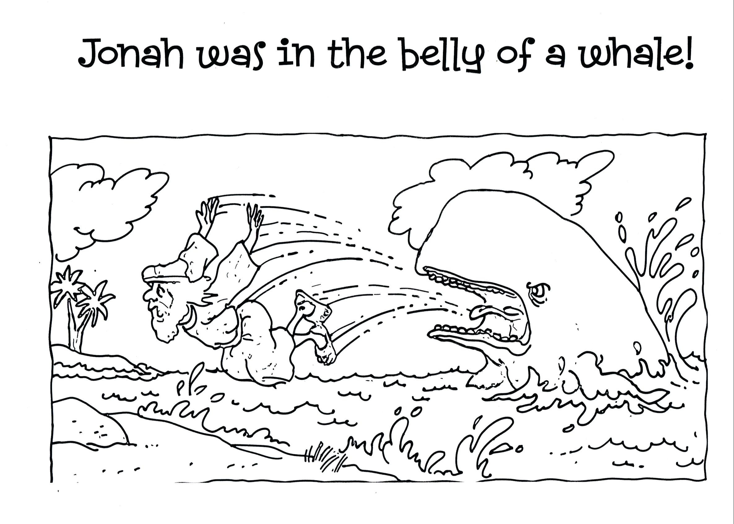 jonah and the whale coloring pages for preschoolers Download-Jonah and the Whale Coloring Pages for Preschoolers Best Bible Story Coloring Pages Awesome Easy 10-q