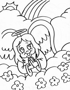 Kachina Coloring Pages - Coloring Pages Angel Angels Coloring Pages Heathermarxgallery 7a