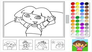 Kid Online Coloring Pages - Line Coloring Pages Coloring Pages Coloring Page Games 38 Pages Game Lovely Book 0d 18s
