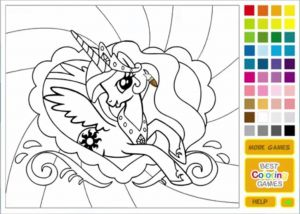 Kid Online Coloring Pages - Line Coloring Pages for Kids New Page Games 38 Game Lovely Book 0d Color 8 3a