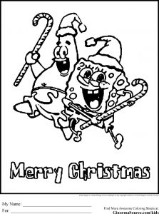 Kids Coloring Pages Online - Christmas Coloring Pages Line Free Spongebob Coloring Book Awesome Free Pages Squarepants Luxury 0 0d 5g