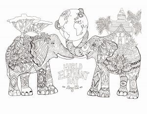 Kittens Coloring Pages - Kittens Coloring Pages Awesome Cute Kitten Coloring Pages Unique Luxury World Elephant Day 12n
