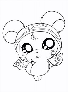 Kitty Cat Coloring Pages Printable - Print Cartoon Coloring Pages Free 20s