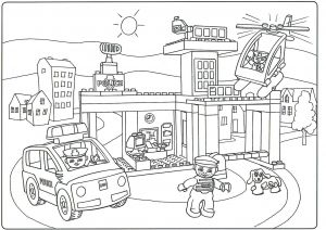 Lego City Coloring Pages - Lego City Coloring Pages Lego City Coloring Pages for Kids with City Coloring Pages 1i