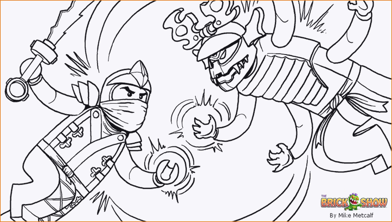21 Lego Ninjago Coloring Pages Collection Coloring Sheets