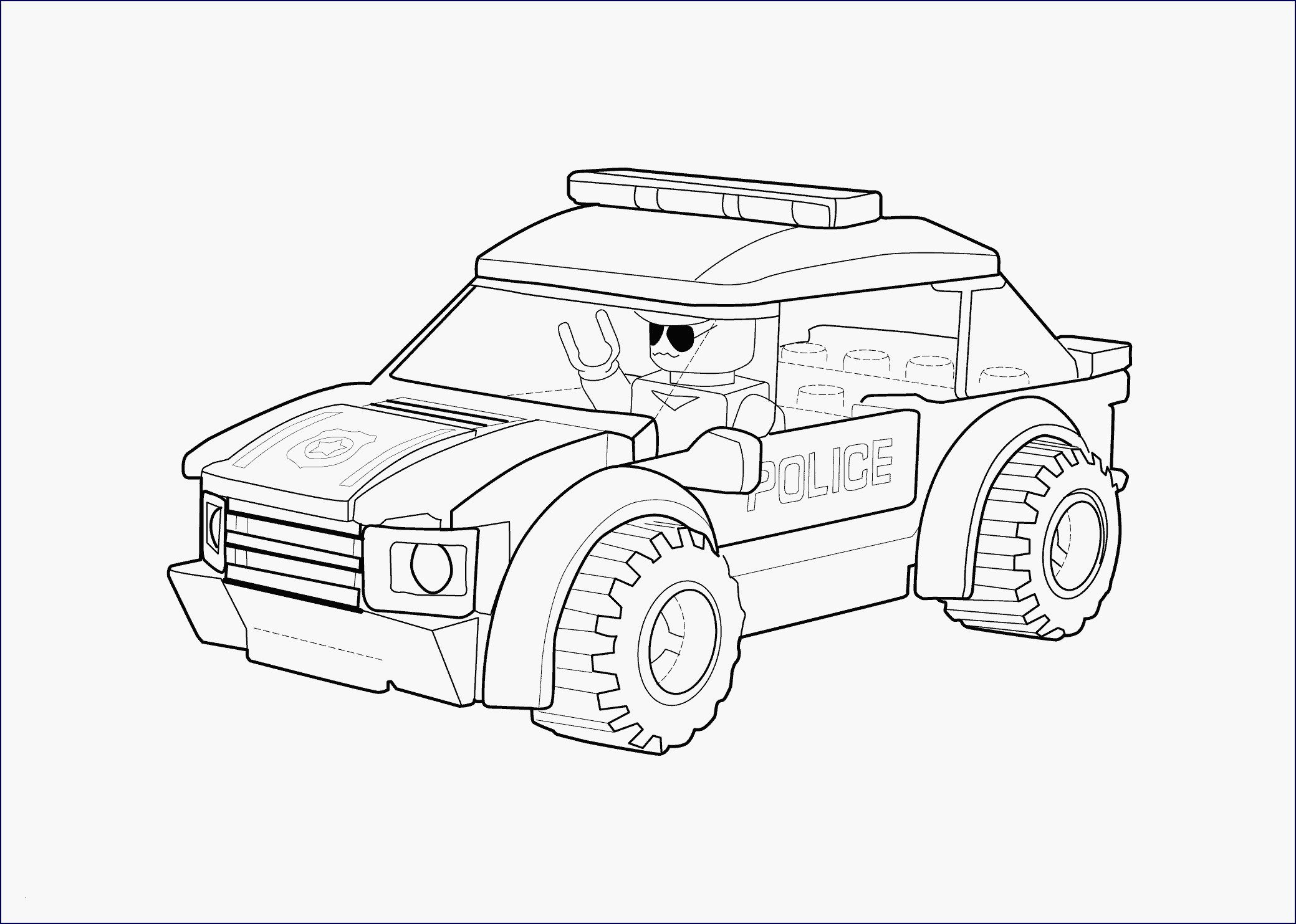 lego police coloring pages Download-14 Fresh Lego Space Police Coloring Pages graph 19-g