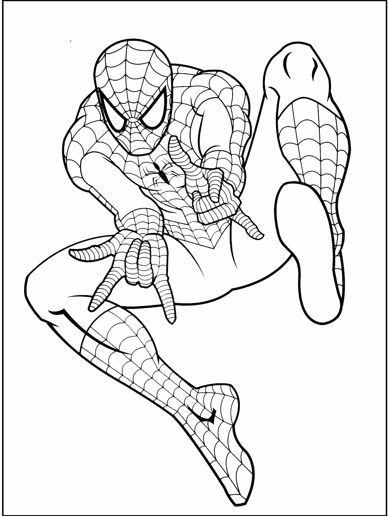 21 Lego Spiderman Coloring Pages Collection - Coloring Sheets