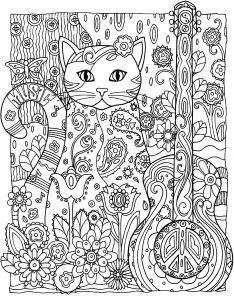 Lemonade Stand Coloring Pages - to Print This Free Coloring Page Coloring Adult Cat Guitar Click On the Printer Icon at the Right 3k
