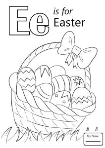 Letter A Coloring Pages for toddlers - Letter E Coloring Pages Best Of Printable Pin Od Fatma Wati Na Phonic Belajar Membaca Of Letter E Coloring Pages 20l