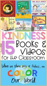 M&m Candy Coloring Pages - 15 Kindness Books & Videos for the Classroom 8j