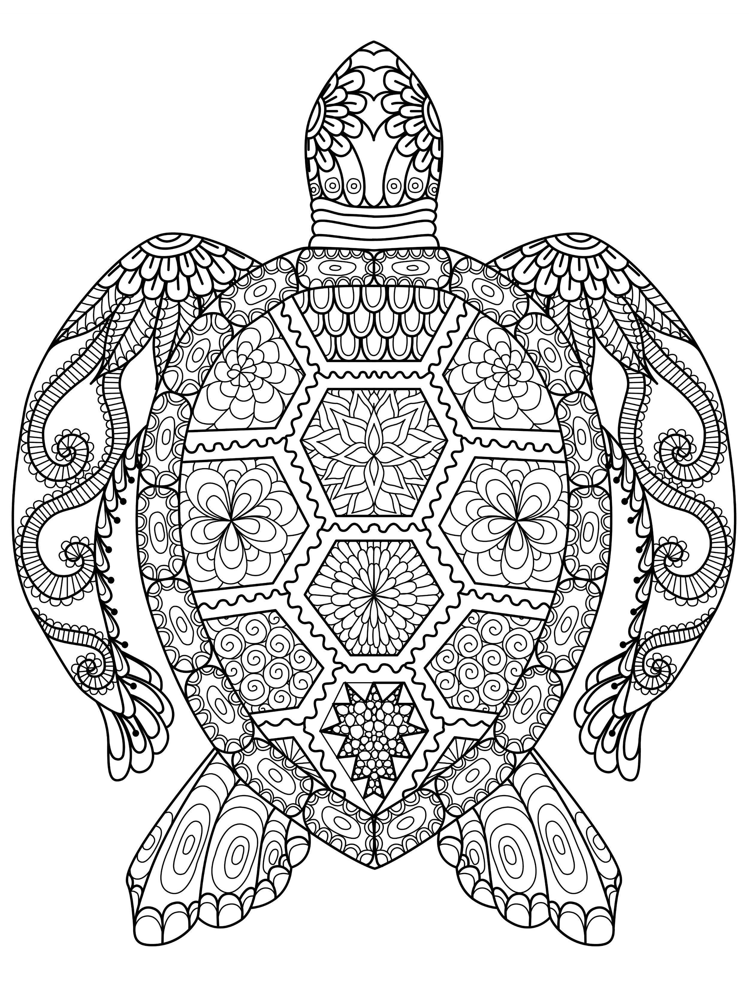 19 mandala animal coloring pages download coloring sheets. Black Bedroom Furniture Sets. Home Design Ideas
