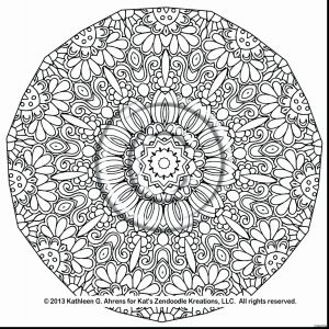 Mandala Art Coloring Pages - Mandala Coloring Pages Printable for Adults Elegant Mandala Coloring Pages Printable Elegant Cool Od Dog Coloring 20g