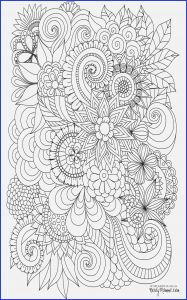 Mandala Coloring Pages - Flowers Abstract Coloring Pages Colouring Adult Detailed Advanced Printable Kleuren Voor Volwassenen Coloriage Pour Adulte Anti 3l