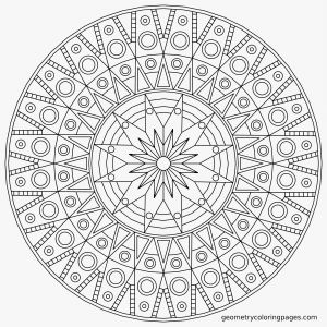 Mandala Coloring Pages Free Printable - New Free Printable Mandala Coloring Pages for Adults Stylish Mandala Coloring Pages Printable Elegant Cool Od 15e