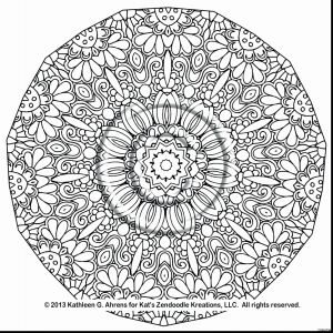 Mandala Coloring Pages Free Printable - Zen Mandala Coloring Pages Unique Mandala Coloring Pages Printable Elegant Cool Od Dog Coloring Pages 11b