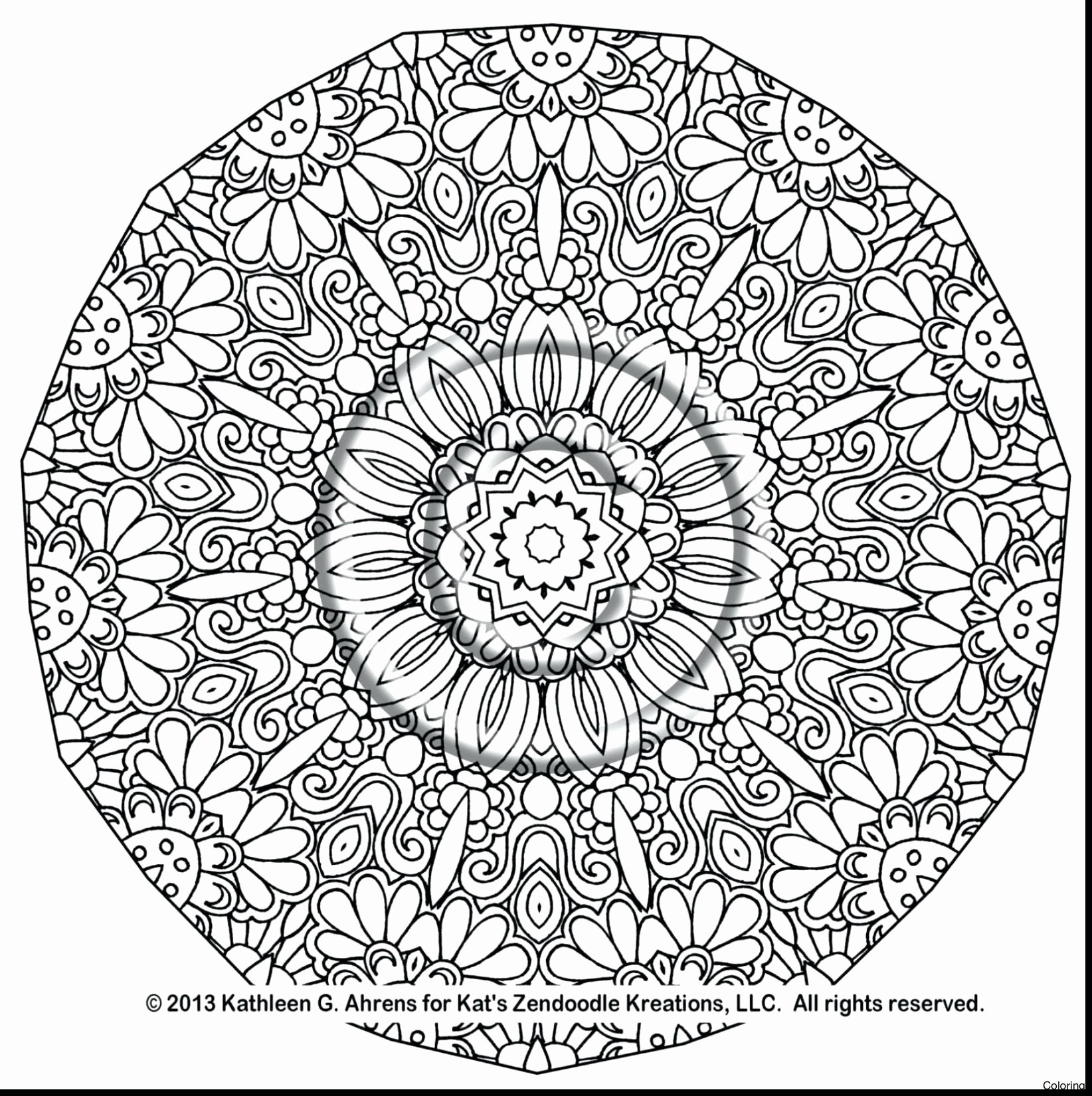 29 Mandala Coloring Pages Online Collection - Coloring Sheets