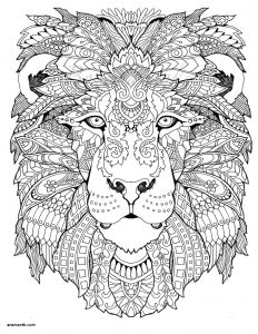 Mandala Coloring Pages Pdf - Animal Mandala Coloring Book Unique Awesome Animals Adult Coloring Book Coloring Pages Pdf Coloring 5t