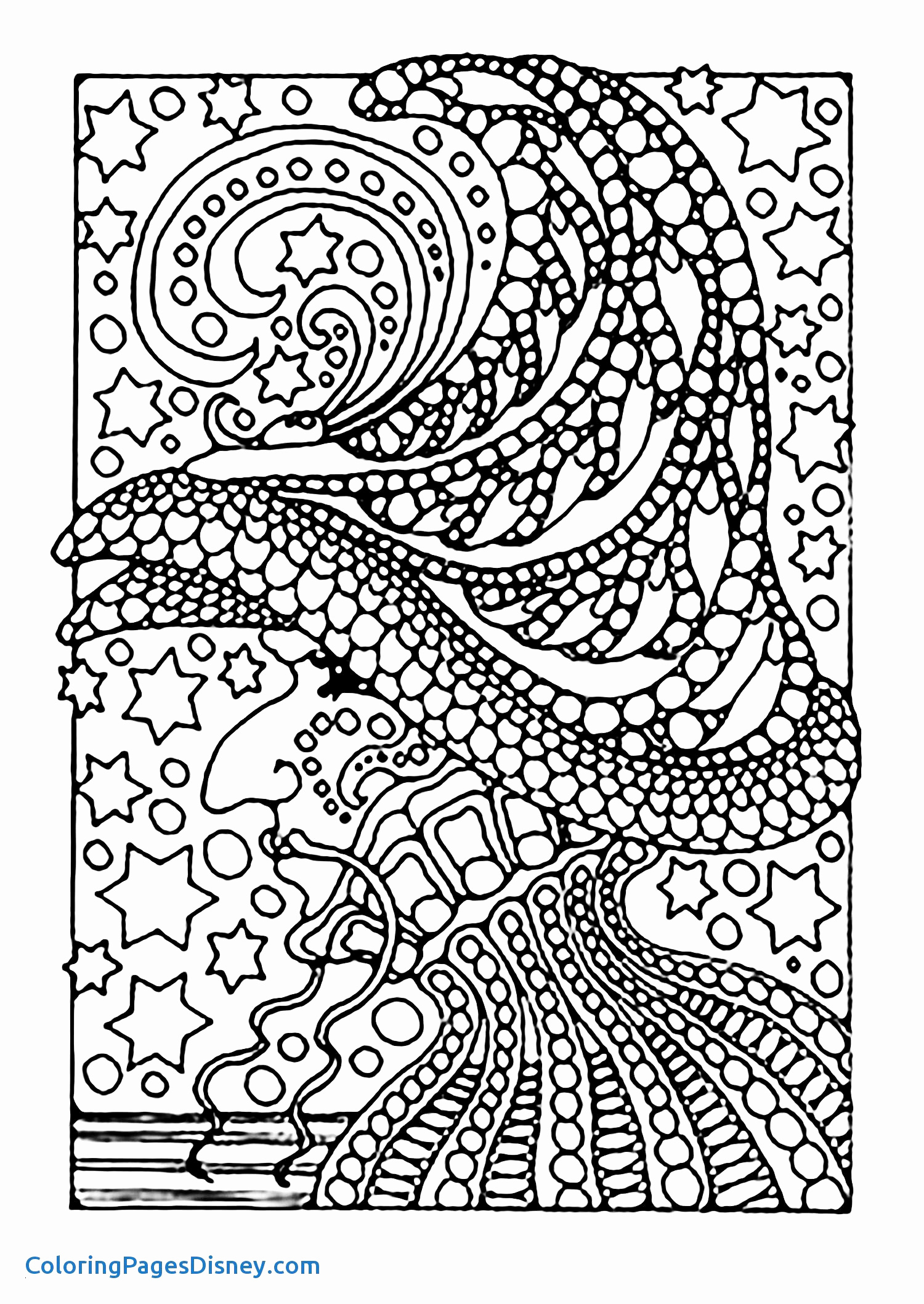 mandalas coloring pages Download-Mandala Coloring Pages Pretty Mandala Coloring Pages Awesome Big Mandala Coloring Pages 17-d