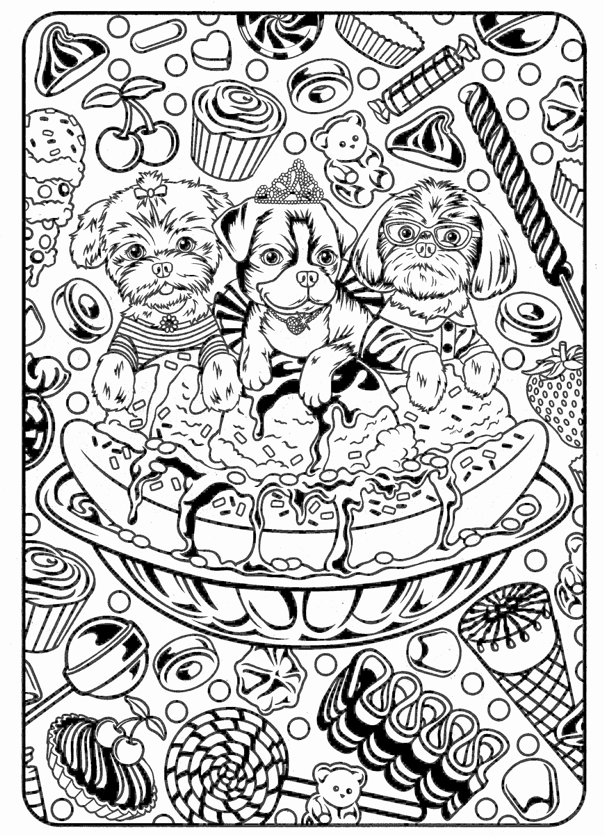 mandalas coloring pages Collection-Art Coloring Pages for Kids Advanced Mandala Coloring Pages Printable 17-d